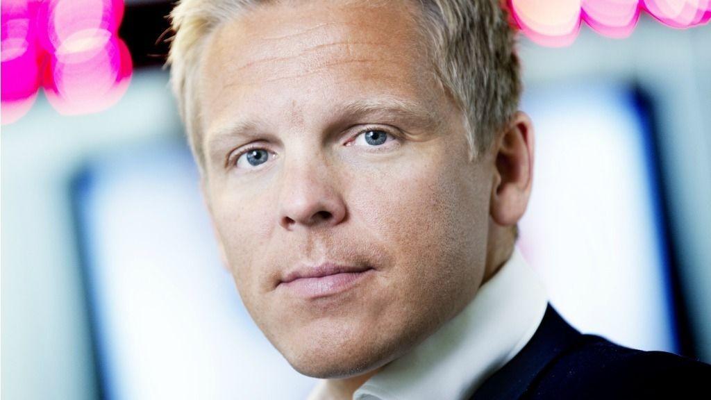 Anders Skar, daglig leder i Nordnet Bank.