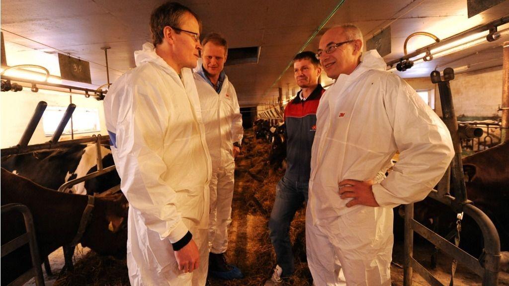 Mattilsynet har nå godkjent Matmerks kvalitetssystem, KSL, som nasjonal retningslinje for bondens egenkontroll.