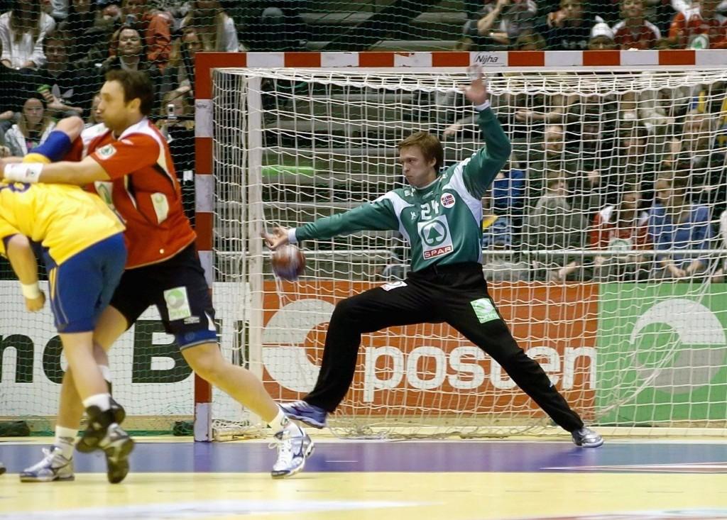 Til Serbia: Magnus Dahl fra Nordstrand er med i den norske troppen til håndball-EM i Serbia.
