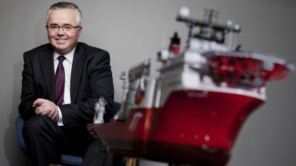 Svein Haug, Regional Head for EMAS AMC (Europe and Africa)