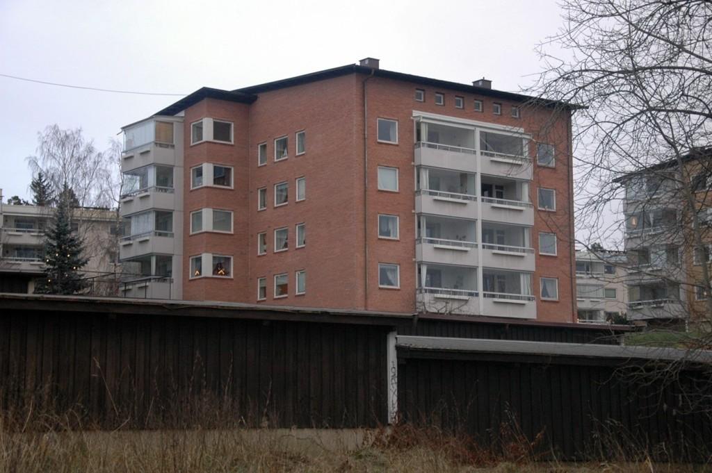 MUNKELIA: I 2011 måtte man i gjennomsnitt ut med 2,2 millioner kroner for en 60 kvadratmeter stor leilighet i Bydel Nordstrand.