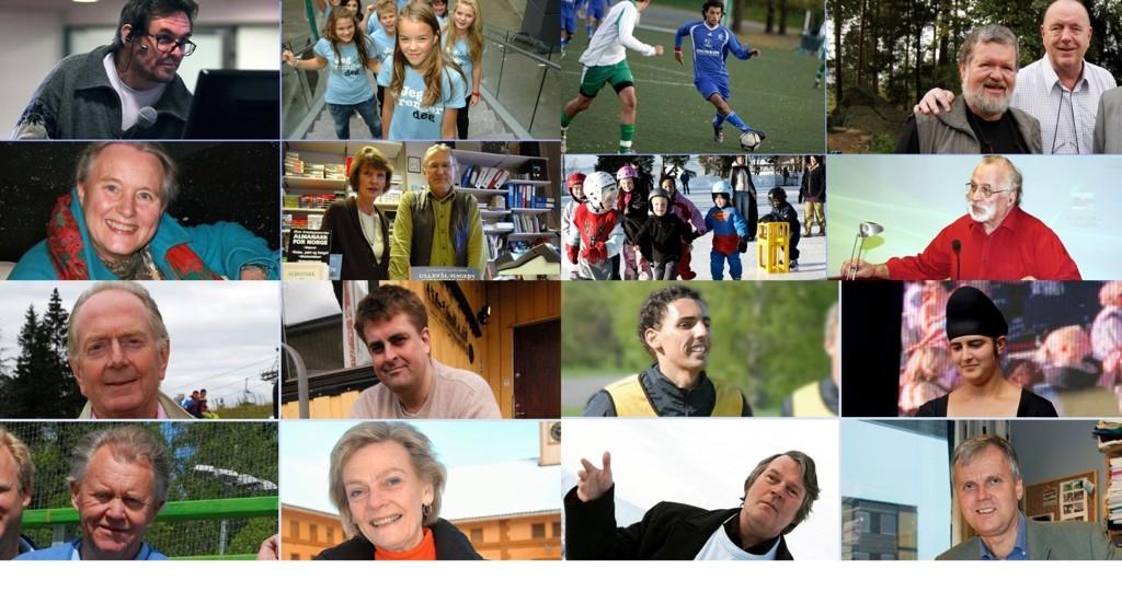 En av disse blir årets navn i Oslo 2011. Gå inn på hver enkelt del av byen for å avgi din stemme.