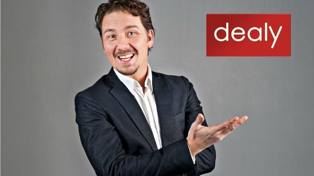 Tidligere salgsjef i TV3 Roger Grønset er påtroppende Daglig leder i Dealy.no AS.