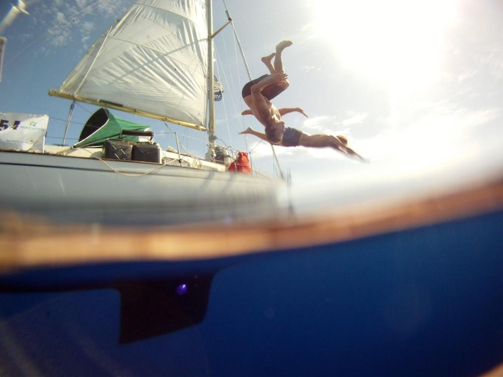 IDYLL: Det frister å leve på seilbåt i Karibia, men tåler du turen over Atlanteren?