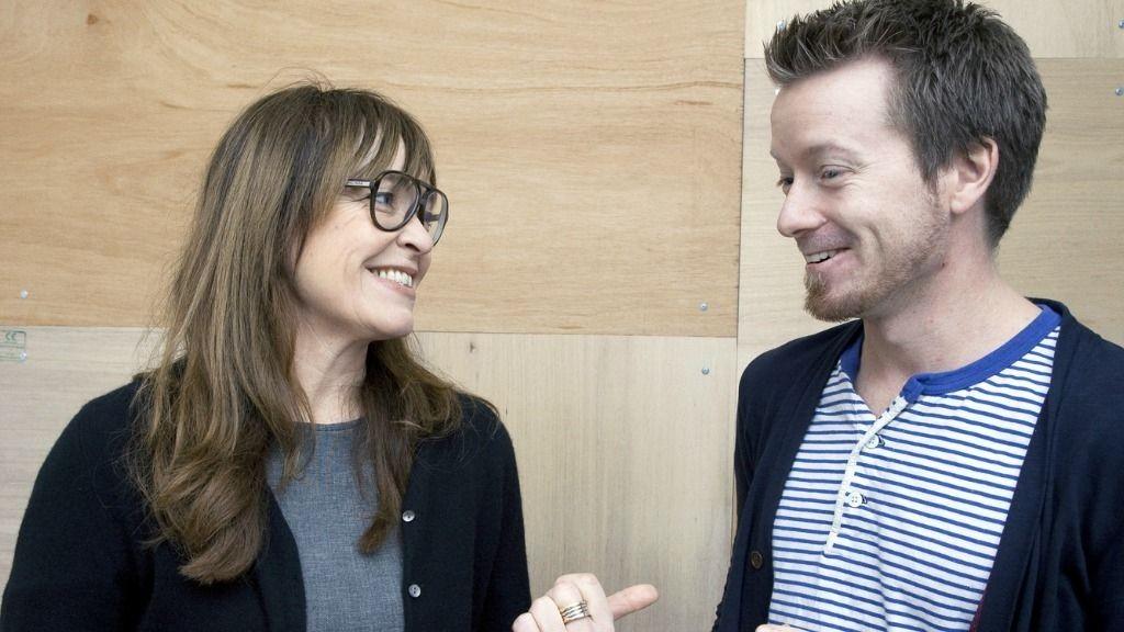 Fra venstre: Linda Refvik, styreleder i Trigger OsloPreben Carlsen, daglig leder i Trigger Oslo.
