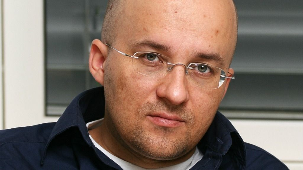 Kristian Tolonen, analysesjef i NRK.