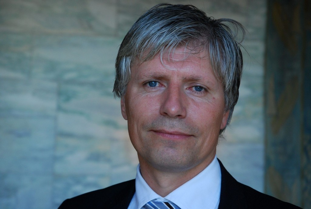 HAR TATT TID: Samferdselsbyråd Ola Elvestuen (V).