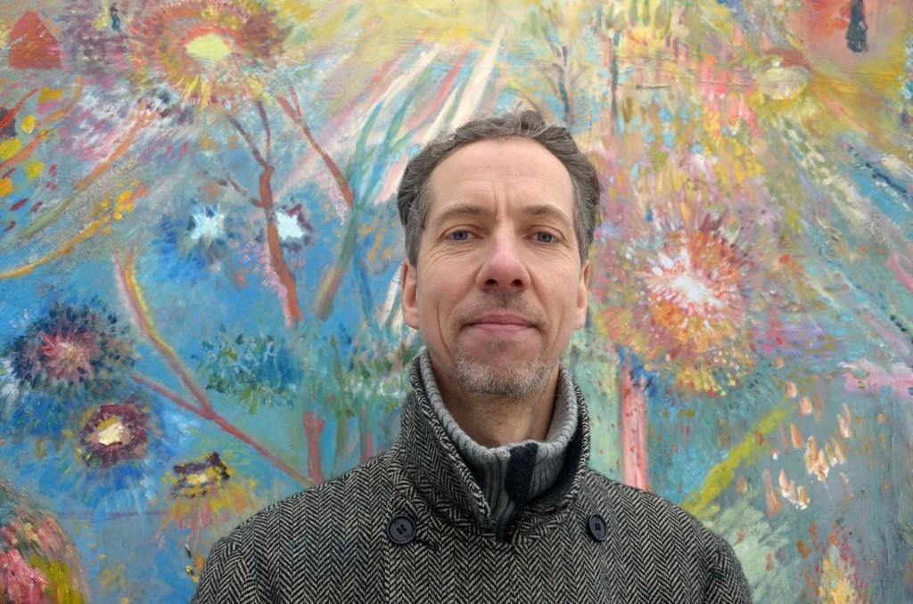 KOLORIST: Harald Lyche er blitt kalt Norges best bevarte hemmelighet innen kunsten. Lørdag 4. februar åpner han utstillingen «Museum» i Rådhusgalleriet.