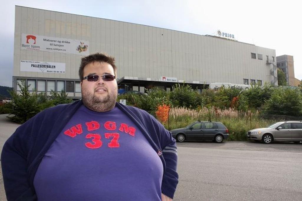 En åpenhjertig Jørgen Foss snakker om egen overvekt og frykten for å dø ung med Radio Norge. Arkivfoto.