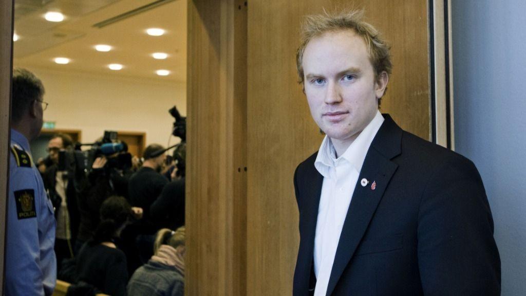 SJOKKERT: Bjørn Ihler, overlevende fra Utøya, er sterkt imot at Utøya skal gjenreises.