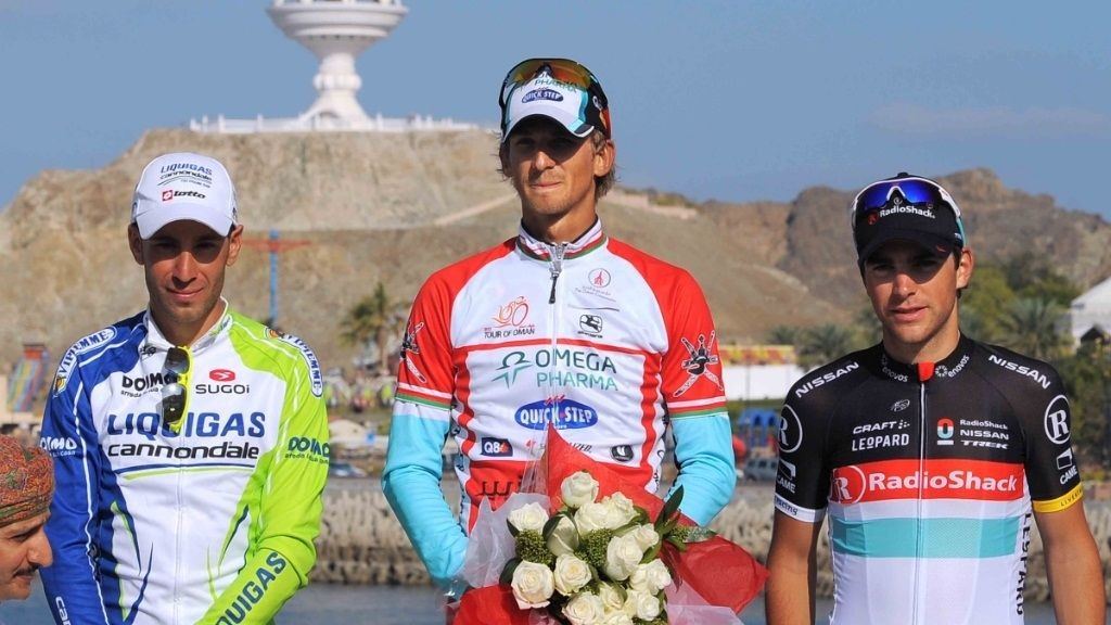 Tour of Oman 2012.
