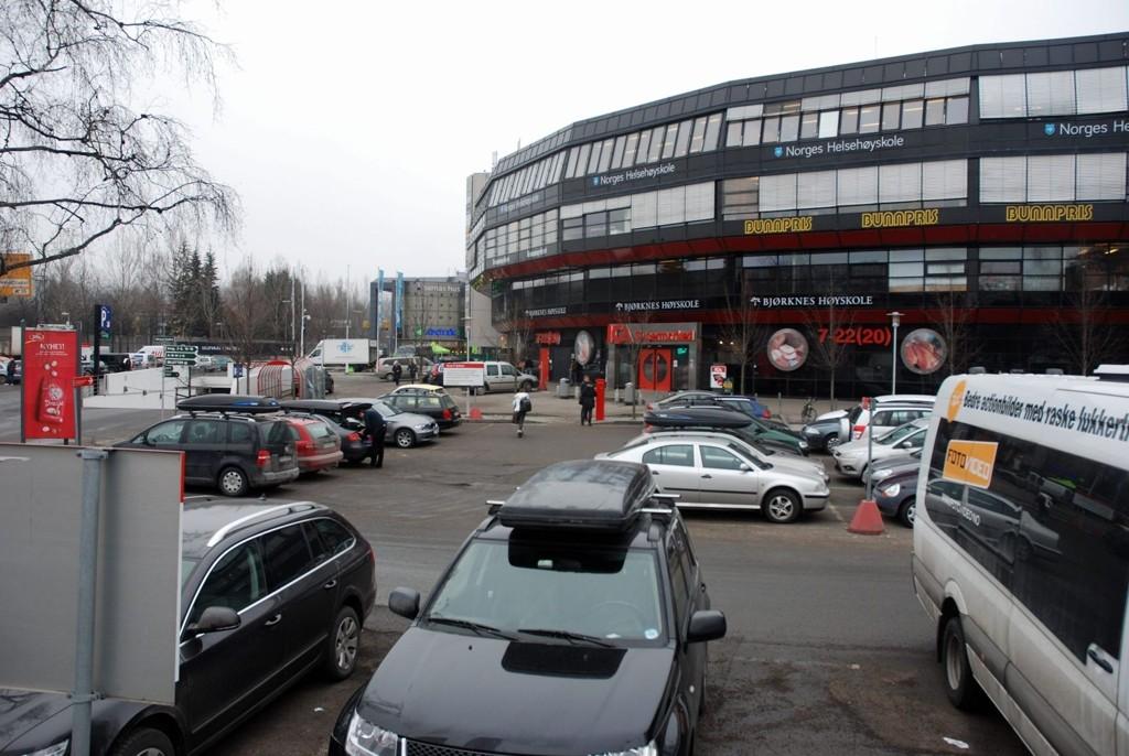 UENIGE: Det råder uengihet om hvor mye av området rundt Ullevaal stadion som bør forbeholdes grøntområder og torg og møteplasser.