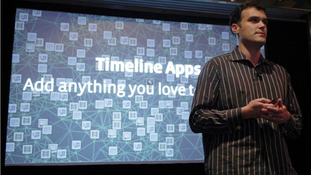 Facebook direktør for Platform Products,Carl Sjogreen