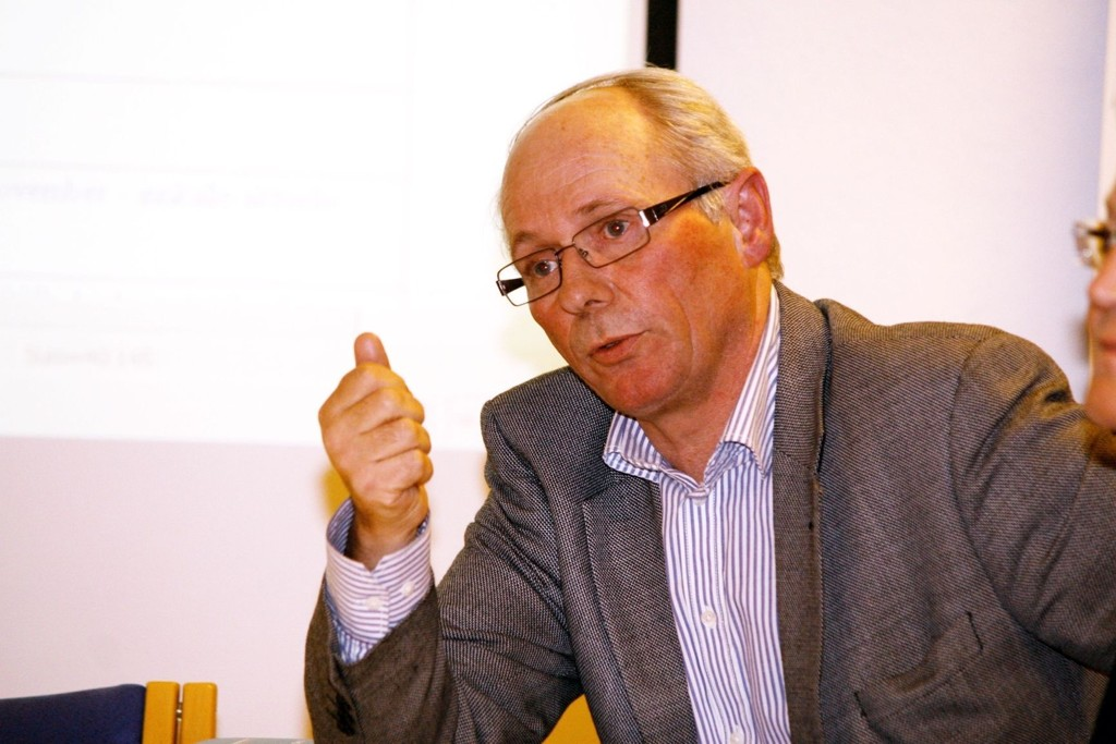SKIFTER BEITE: Per Johannessen slutter som bydelsdirektør i slutten av måneden og går over til sykehjemsetaten.