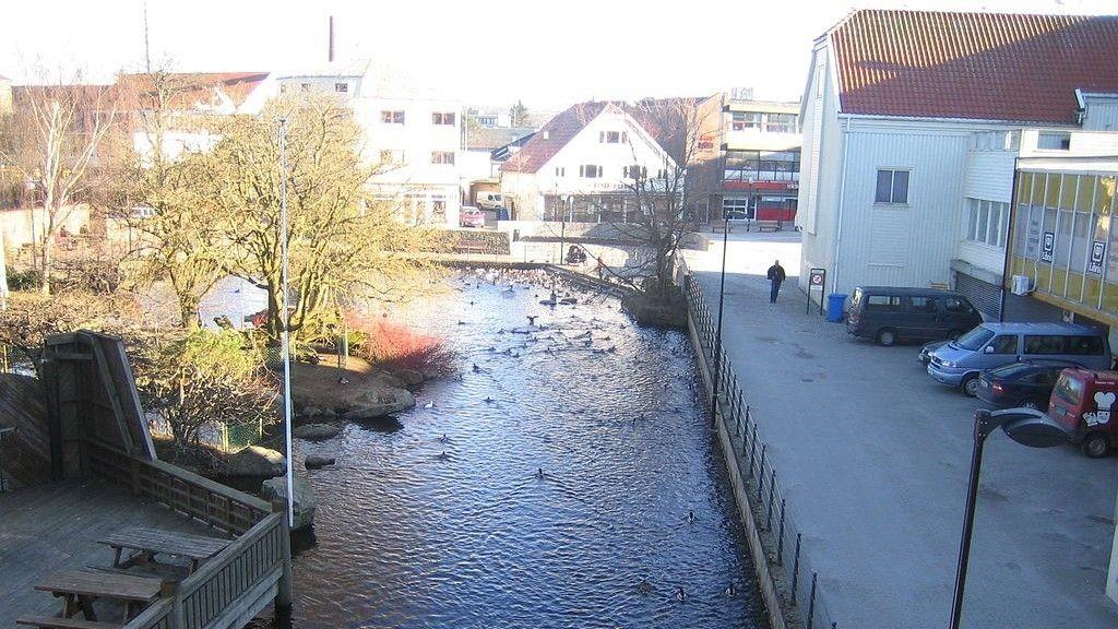 Andedammen Bryne Time kommune