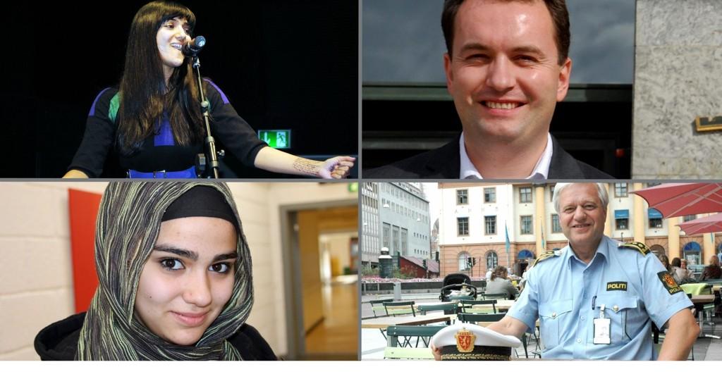 Vi har spurt Oslo-borgere hva terroren har gjort med byen vår.