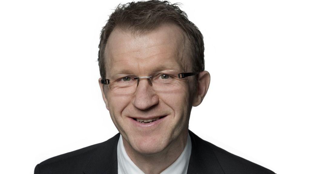 FÅR NY EIER: Administrende direktør Lars Tendal i Expert