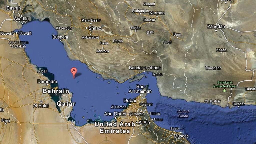Persiske gulf