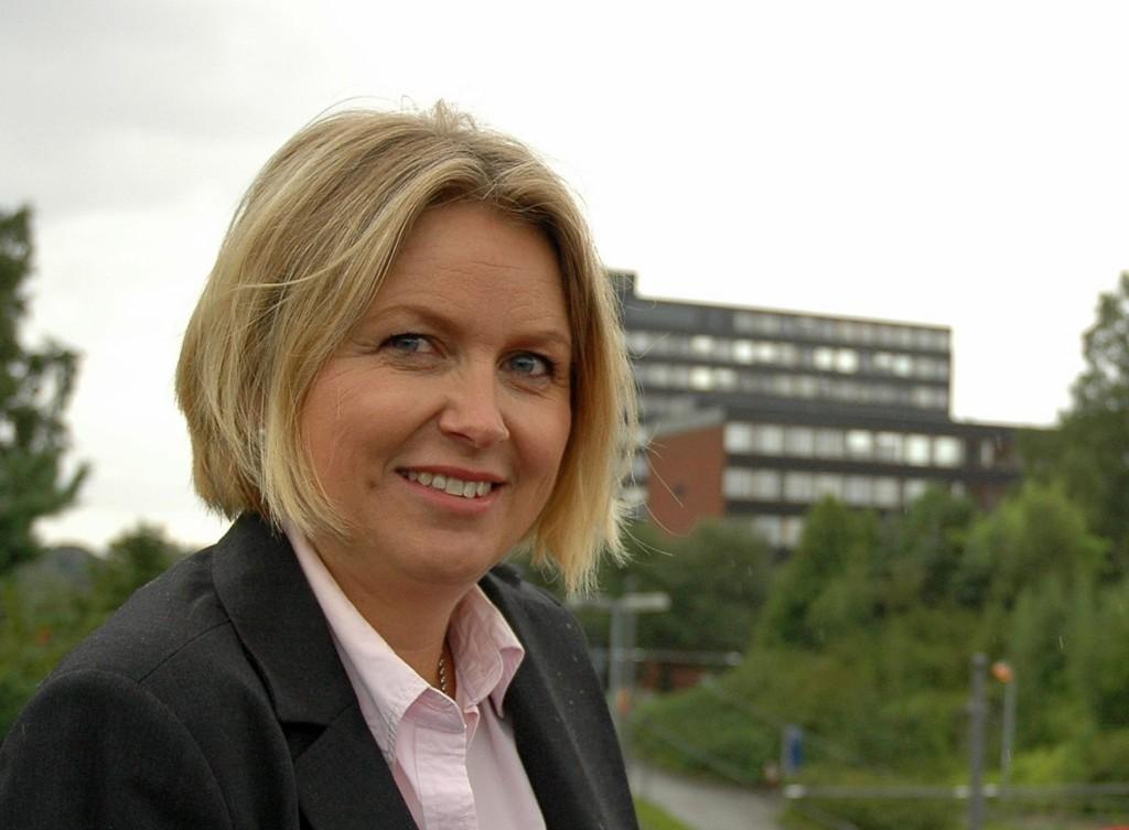 Finansbyråd Kristin Vinje (H) er veldig skuffet over konflikten og streiken. Hun mener at kommuneansatte ville kommet godt ut av lønnsoppgjøret om de hadde godtatt tilbudet.