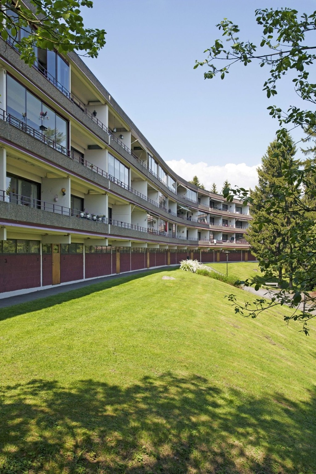 REKORD: Salget på Ammerud var ny rekord i bananblokka. Stadig flere søker til boligprisene i Groruddalen.