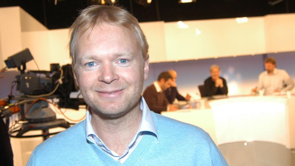 Sportsredaktør i TV 2, Vegard Jansen Hagen.