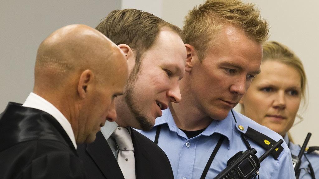 UVANLIG: Terrorforsker Brynjar Lia konstaterer at Anders Behring Breivik er uvanlig også i internasjonal sammenheng.