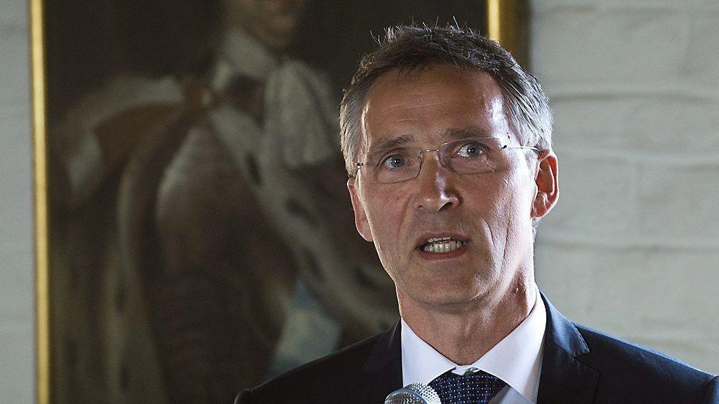 DRAPSTRUET: En mann er siktet for flere kriminelle forhold, blant annet drapstrusler mot statsminister Jens Stoltenberg.