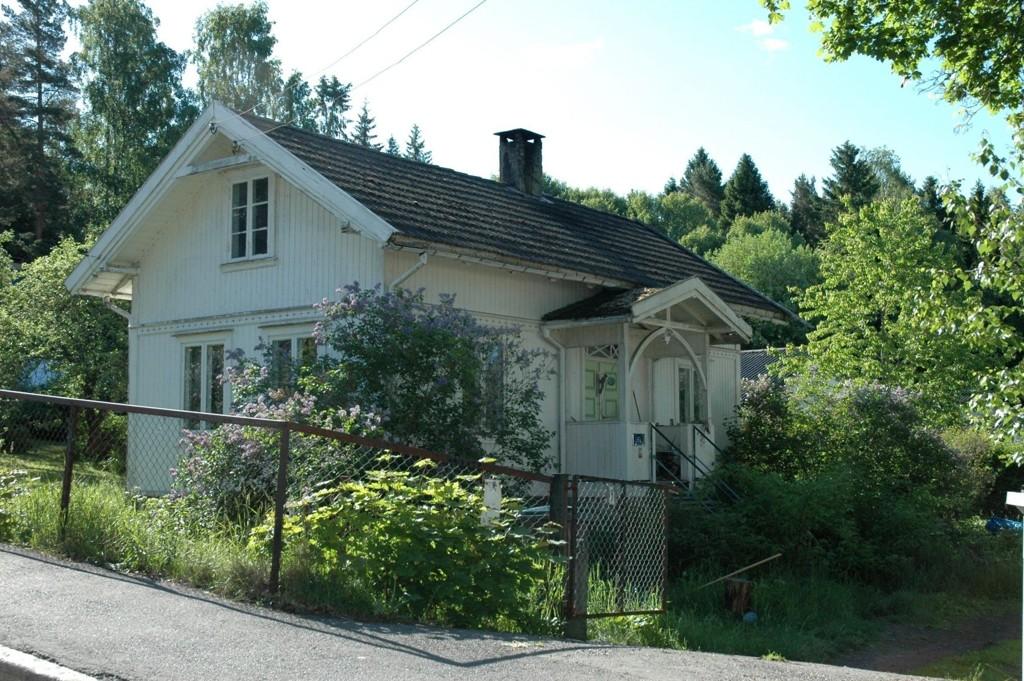 STRIDENS KJERNE: Bør man verne alt eller bare deler av denne eiendommen i Tor Jonssons veg 9?