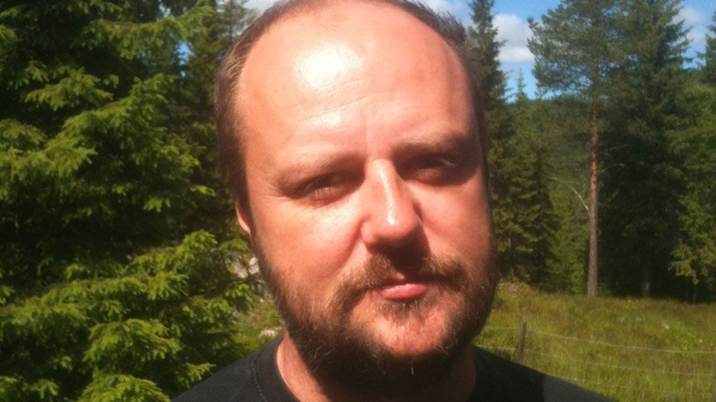 Christian Kjellsen, talsmann Klanen