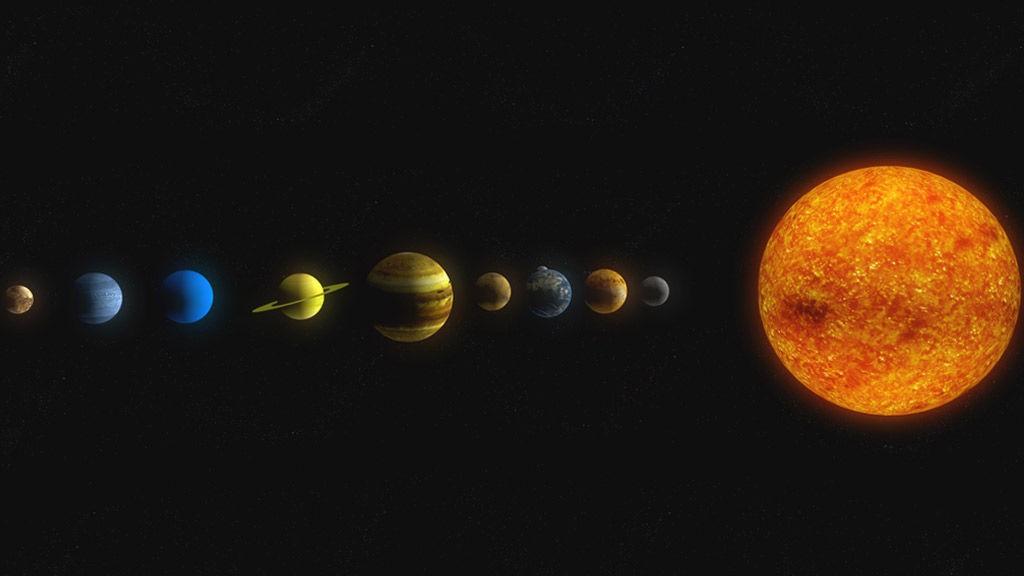 hvor mange planeter er der i solsystemet