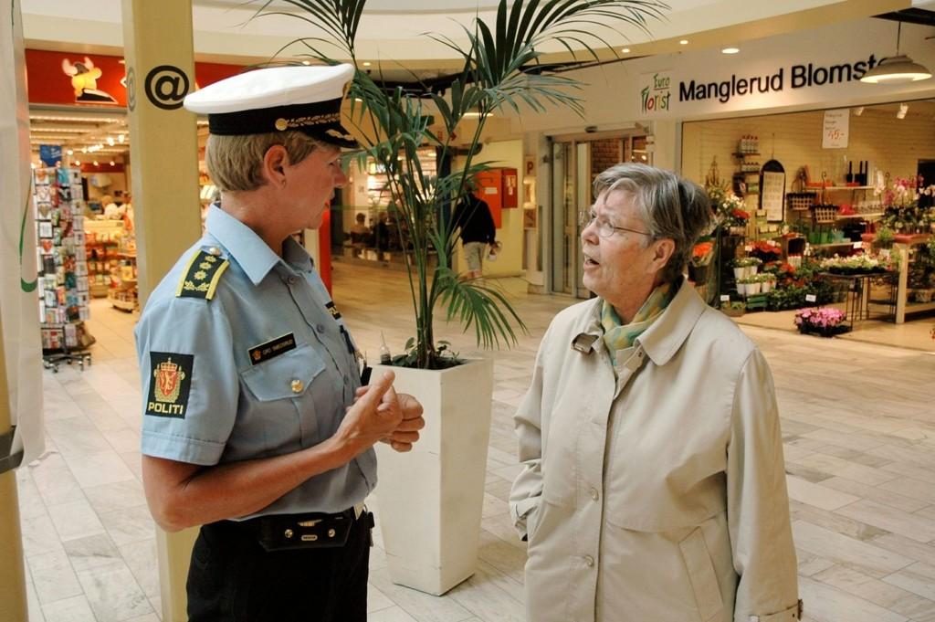 Politiet har flere ganger tidligere advart eldre mot ranere. Nå går Manglerud-politiet ut med nye advarsler.