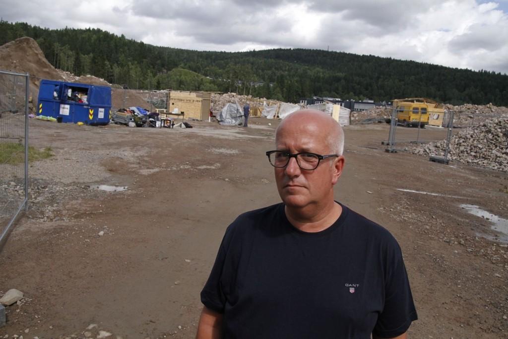 Romleiren på Årvoll forlates i ettermiddag og BU-leder Steinar Arnesen (Ap) er glad for at det skjer på en verdig måte.