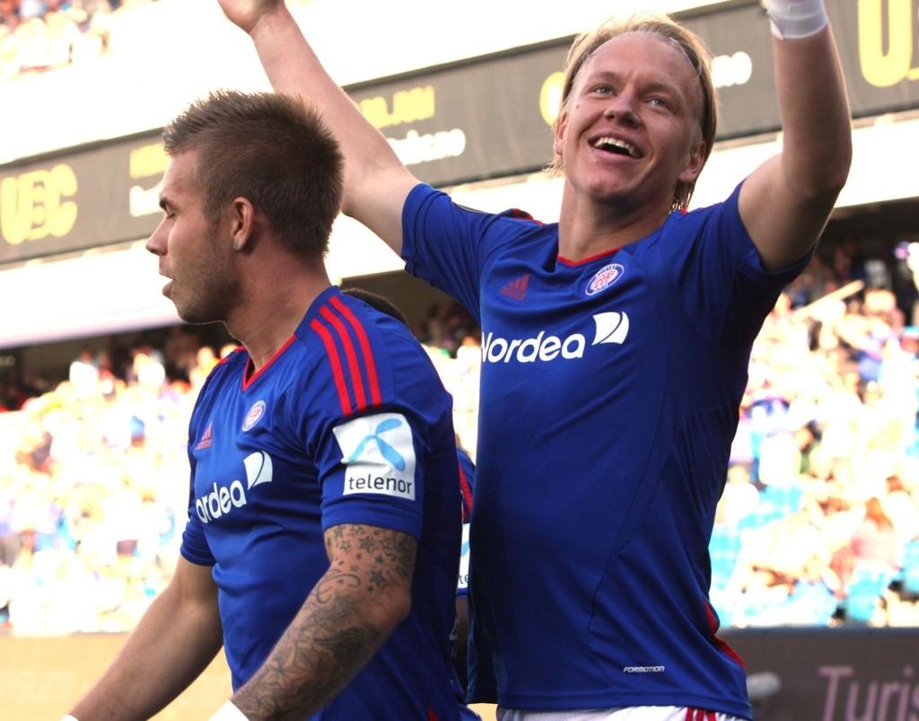 Håvard Nielsen forlater Vålerenga til fordel for Red Bull Salzburg.