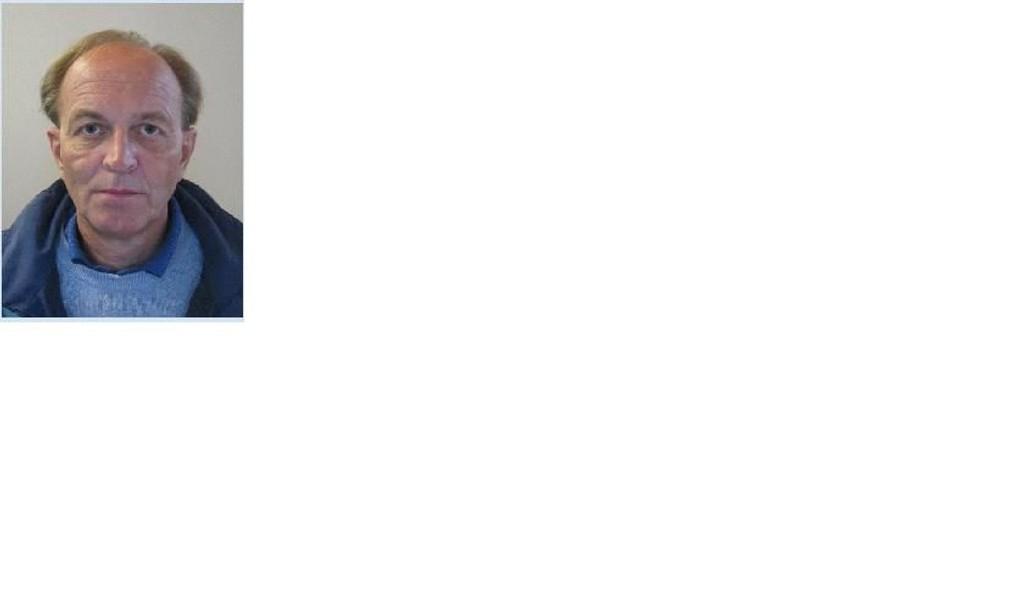 Politiet etterlyser Knut Sigvald Meek (56) som forsvant fra Ekeberg 30, juni i år.