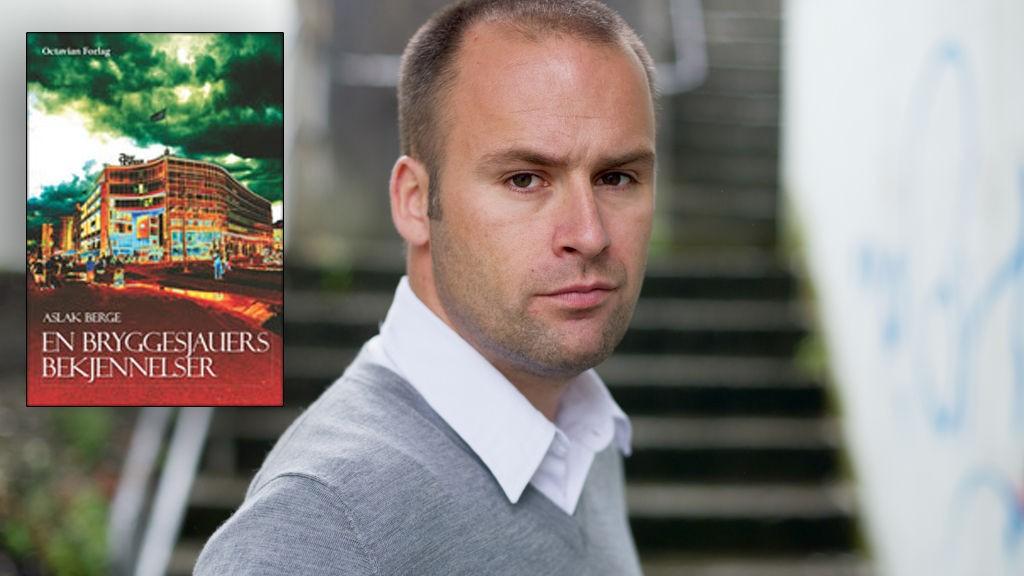 - Utviklingen i finansmarkedet styrker bokens aktualitet, tror forfatter Aslak Berge.
