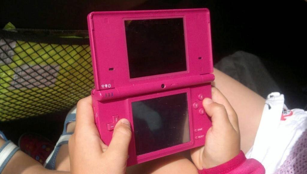 Funnet: En Nintendo DSi er funnet på Korsvoll. Den tilhører antakelig en som heter Thea. PS! Det er ikke den som her er avbildet!