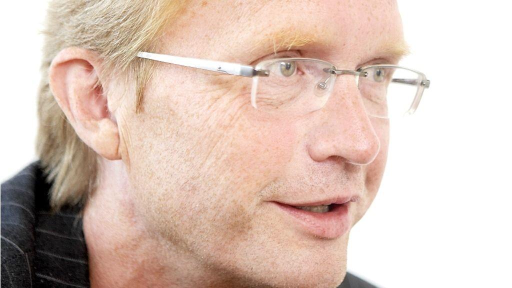 John Kvadsheim blir ansvarlig for A-pressen Vekst.