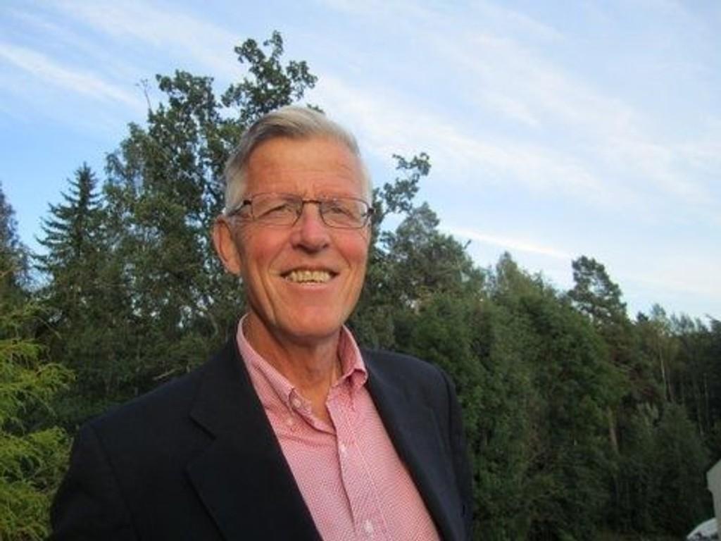 Erik Schultz gleder seg til å ta imot nye, vitebegjærlige seniorer på Aker Seniorakademi.