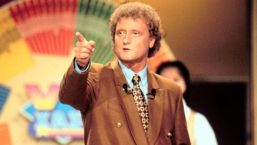 TV2: Dan Børge Akerø fra åpningsshowet i 1992.