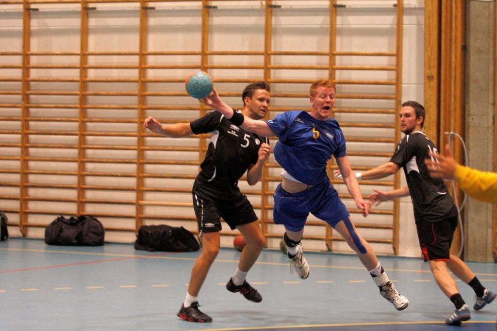 GOD: Espen Røhmer styrte mye av spillet i sin midtposisjon. Nå håper han på mer spilletid.