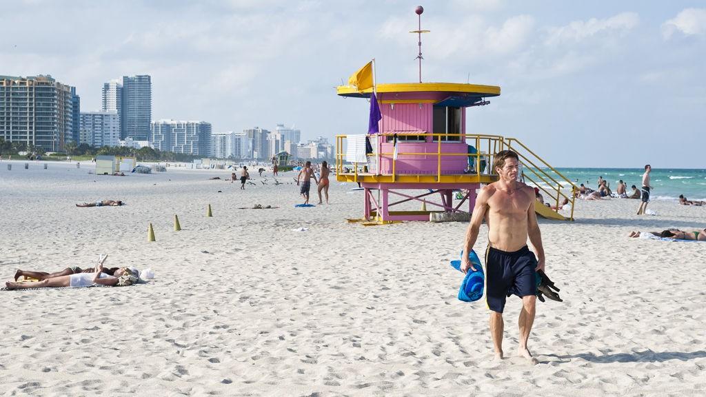 Miami beach er ikonisk.