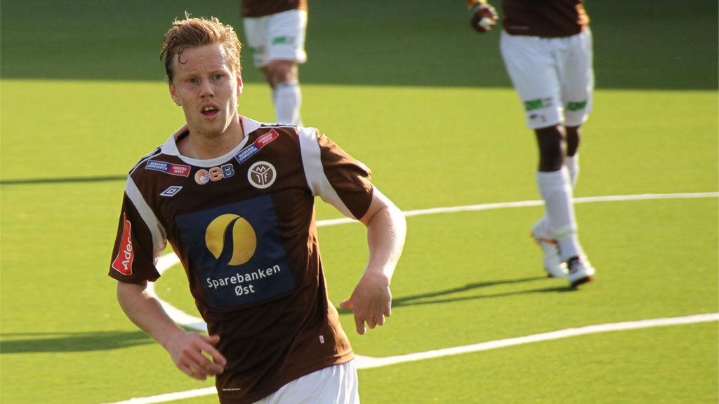 Joachim Olsen, Mjøndalen IF MIF