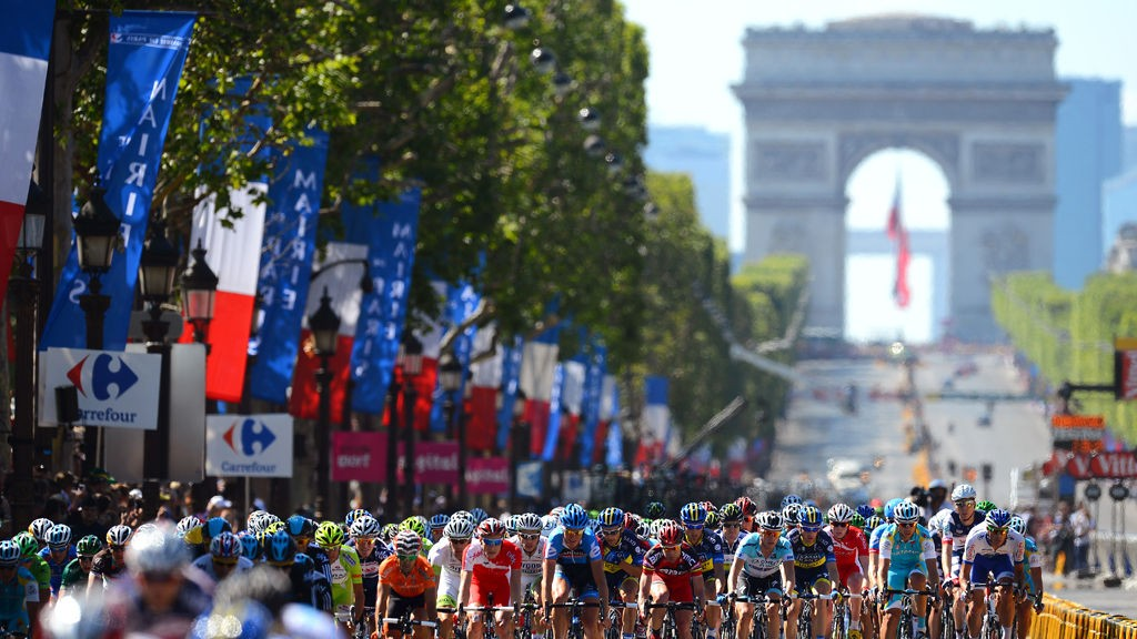 STANDHAFTIG POPULARITET: Dopingkontrovers til tross, Tour de France sin merkevare står fortsatt sterkt.