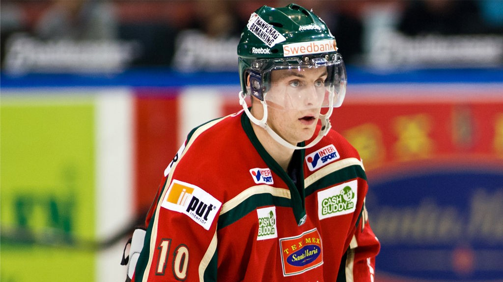 Fredrik Pettersson, Frölunda HC