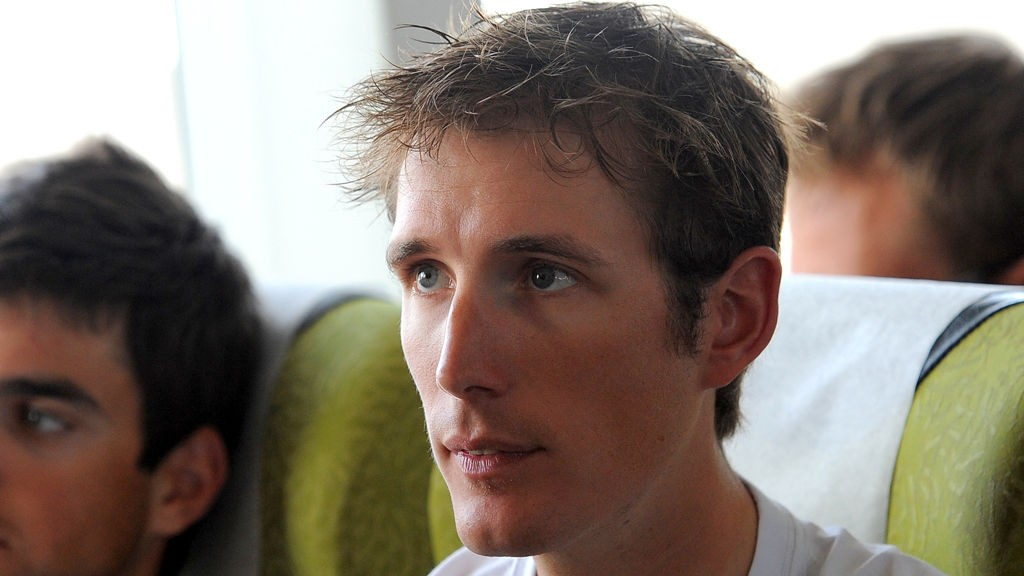 VIL TILBAKE: Andy Schleck legger om på rittplanen for å komme tilbake til gammel storhet. Tour Down Under blir første ritt i 2013.