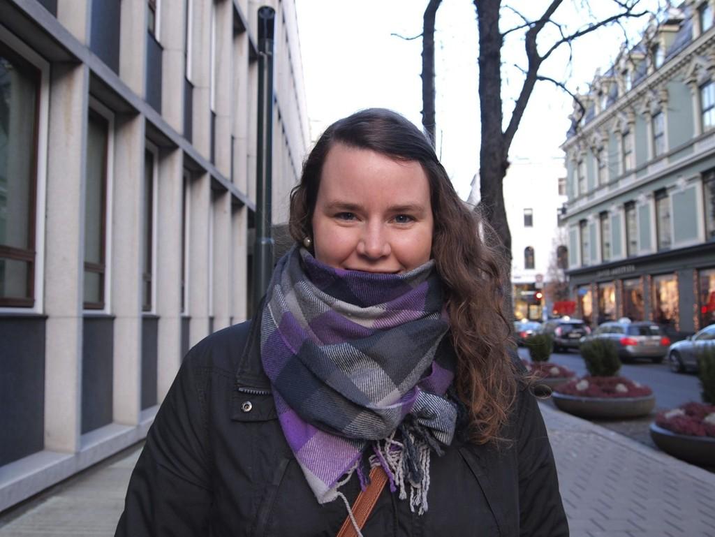 Birthe Lene Ørjasæter.