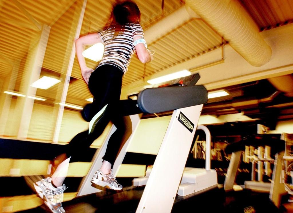 «ALLE» VIL TRENE: I januar er det ventet storinnrykk hos treningskjedene.