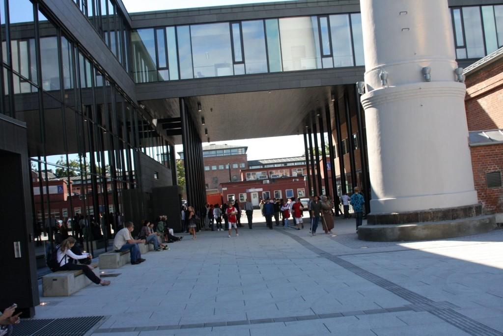 Fyrstikkalleen videregående holder åpen dag 22. og 24 januar.