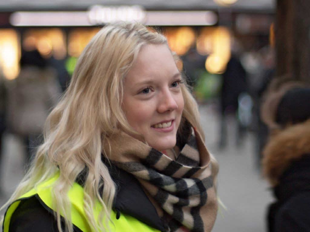Aina Stenersen (Frp) vil la privatpersoner skyte opp fyrverkeri i Oslo.