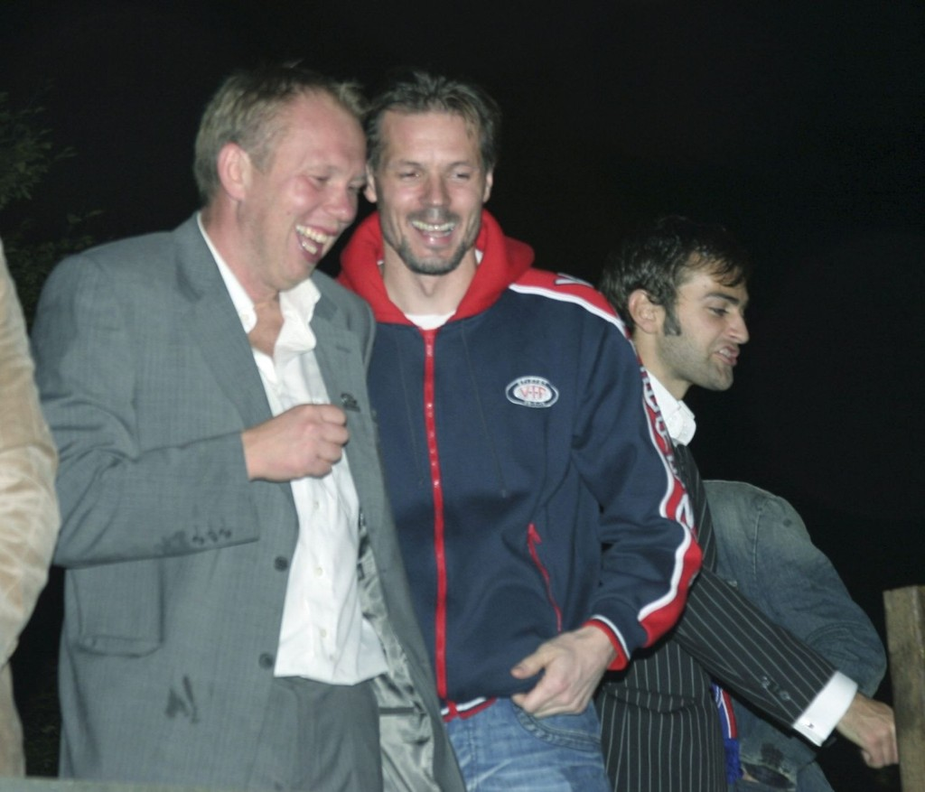 Kjetil Rekdal har signert med Vålerenga igjen. Her fra da Vålerenga tok seriegull i 2005.
